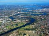 Řeka Swan