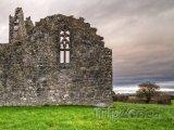 Ruiny augustiniánského kláštera v hrabství Clare