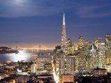 San Francisco, v noci