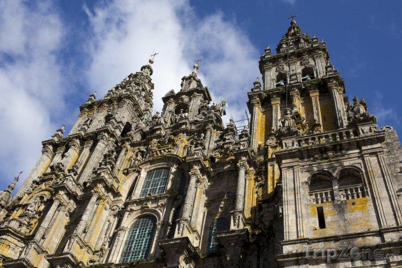 Fotka, Foto Santiago de Compostela, katedrála (Španělsko)