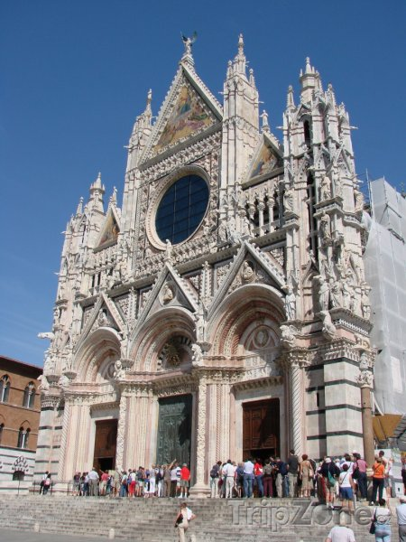 Fotka, Foto Siena - katedrála Santa Maria Assunta (Itálie)