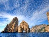 Skaliska u ostrova Capri