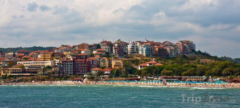Fotka, Foto Sozopol, panoráma města (Jižní pobřeží, Bulharsko)