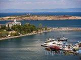 Sozopol, pobřeží