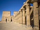 Starověký chrám Philae