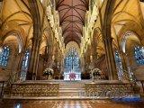 Sydney, vnitřek katedrály sv. Marie