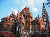 Szeged, kostel Panny Marie