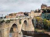 Toledo, most sv. Martina