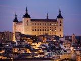 Toledo, pevnost Alcázar