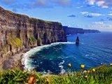 Úchvatné irské pobřeží