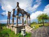 Vodní zahrada Tirtagangga na Bali