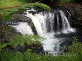 Vodopád v regionu Tuamasaga