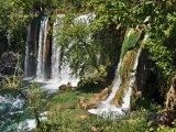 Vodopády Düden poblíž Antalye