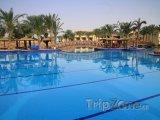 Bazén v rezortu Sharm El Sheikh