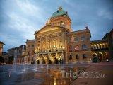 Bern - Federální palác, parlament