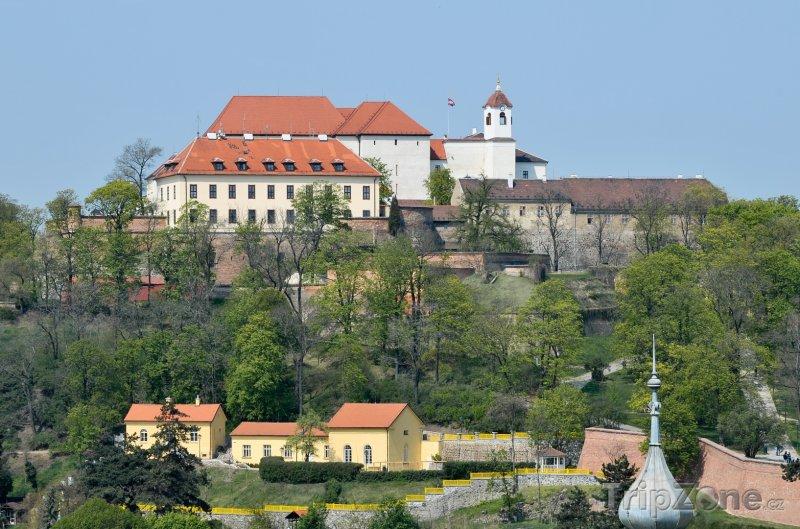 Fotka, Foto Brno, hrad Špilberk (Česká republika)