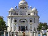 Chrám Gurdwara Rakab Ganj Sahib