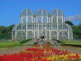 Coritiba - botanická zahrada