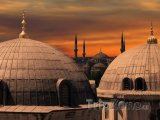 Detail Modré mešity