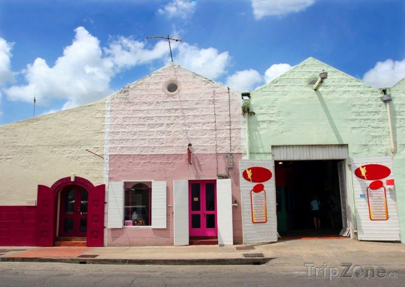 Fotka, Foto Domy na Barbadosu (Barbados)