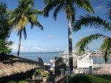 Domy na pláži v Belize City