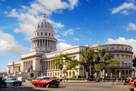 Havana, El Capitolio - sídlo Akademie věd