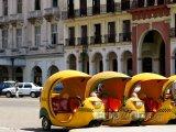 Havanské moto taxi