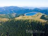 Hrubý Jeseník, horní nádrž vodní elektrárny Dlouhé stráně
