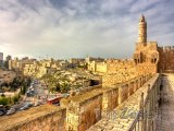 Jeruzalém, citadela krále Davida