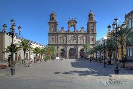 Katedrála Santa Ana v Las Palmas