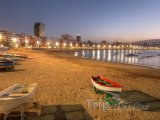 Las Palmas - pláž Las Canteras
