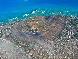 Letecký pohled na Diamond Head