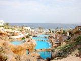 Malý aquapark u pláže