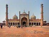 Mešita Džámí v Novém Dillí