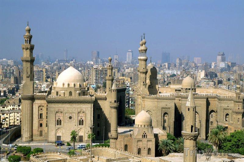 Fotka, Foto Mešita sultána Hasana (Káhira, Egypt)