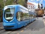 Moderní tramvaj