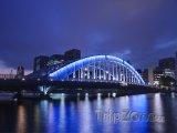 Most Eitai v Tokiu