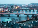 Mosty na řece Vltava