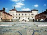 Náměstí Piazza Castello