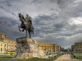 Náměstí v Tiraně