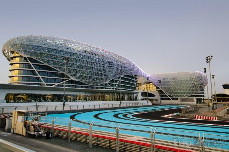 Fotka, Foto Okruh Yas Marina Formula 1 Grand Prix (Abú Dhabí, Spojené arabské emiráty)