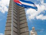 Památník José Martího na Náměstí Revoluce