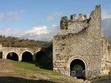 Pevnost ve měste Berat