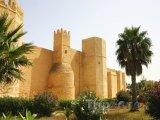 Pevnost ve městě Monastir
