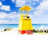 Pláž Miami ve městě Christ Church