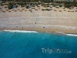 Pláž v letovisku Fethiye