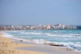 Pláž v Palma de Mallorca