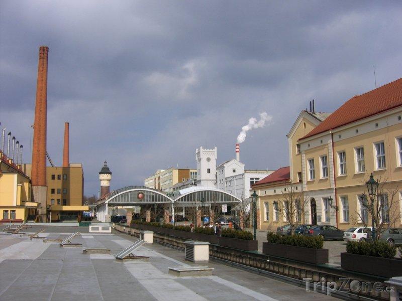 Fotka, Foto Plzeň, pivovar (Česká republika)