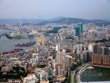Pohled na Macao