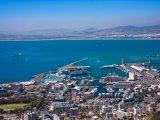 Přístav v Kapském městě